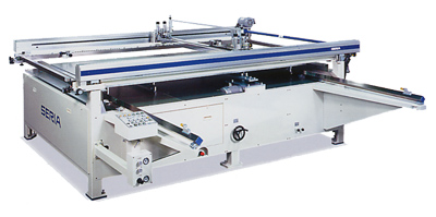 MAMMOTH Printing Machine (table slide type)