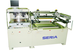 Semi-Auto Printing Machine with CCD Camera