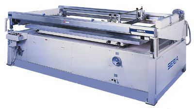 MAMMOTH Printing Machine (frame up-down type)