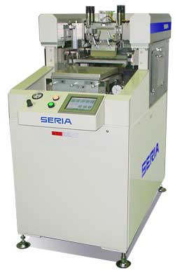 Small Type Semi-Auto Printing Machine